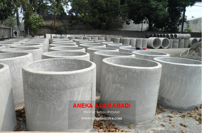 Buis beton wadah tanam tumbuhan